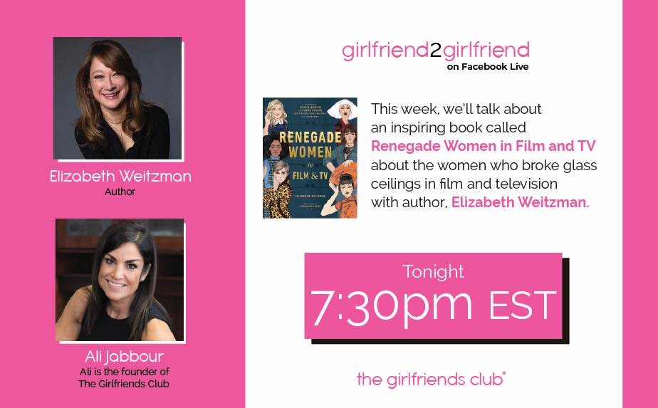 The Girlfriends Club Social Media for Events