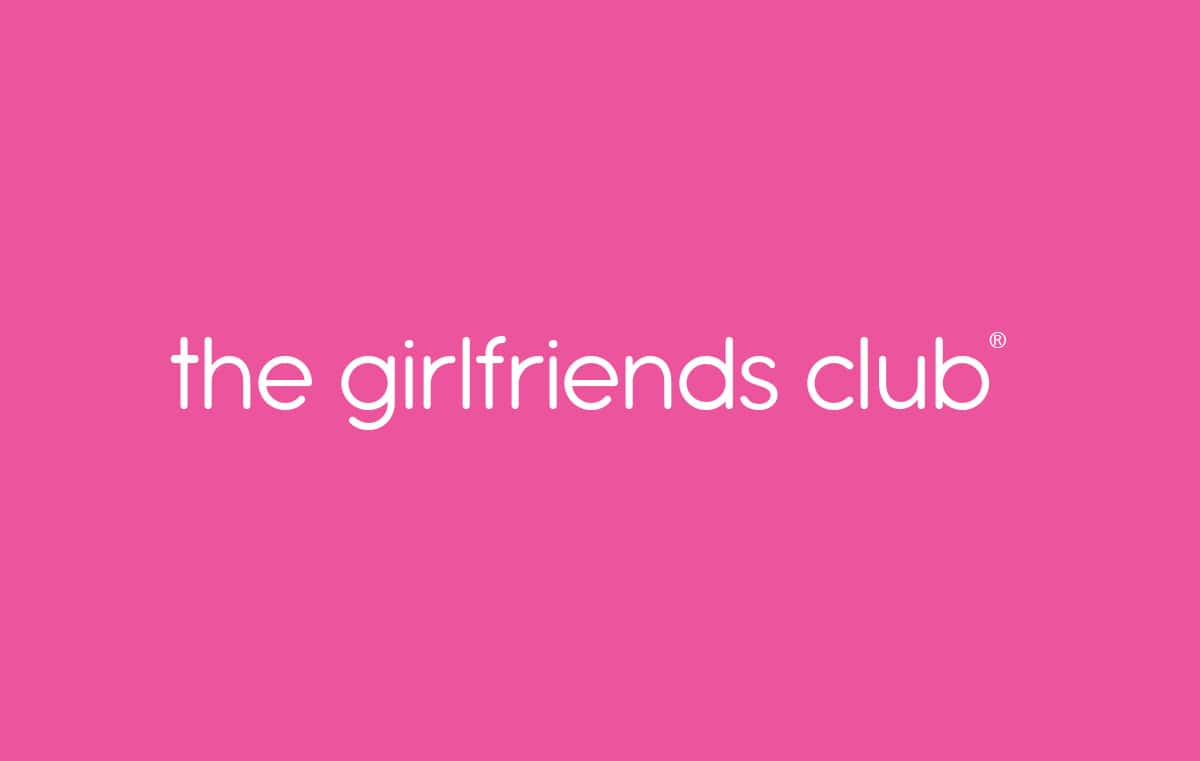 The Girlfriends Club: Branding Logo Design