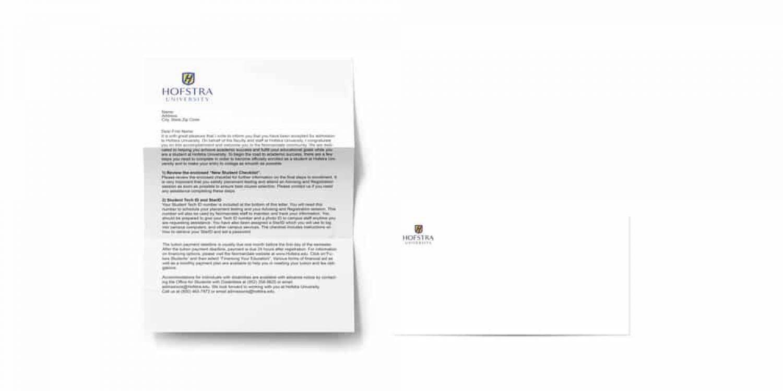 Hofstra Print Production